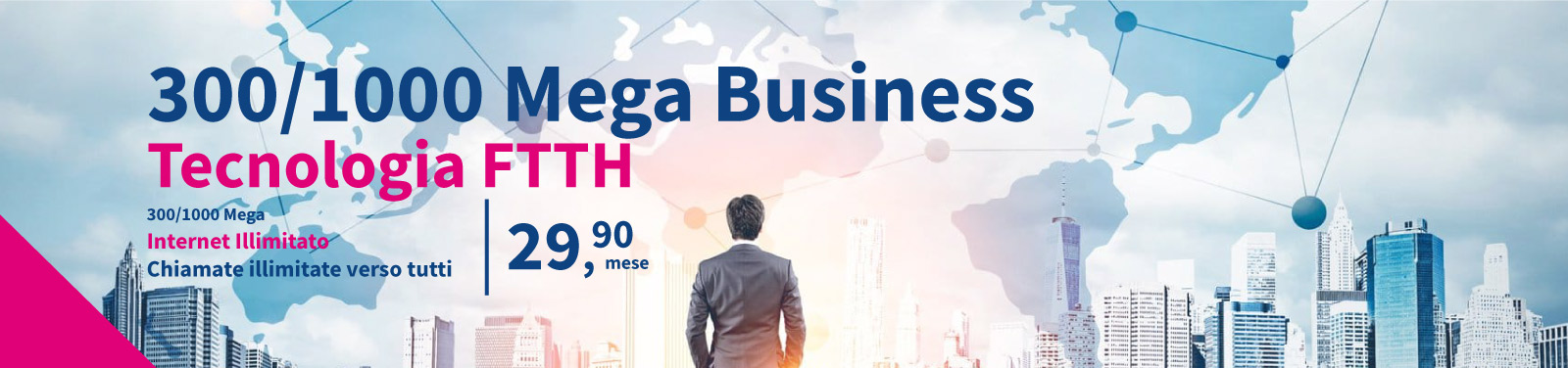 ftth fibra business 300-1000 mega