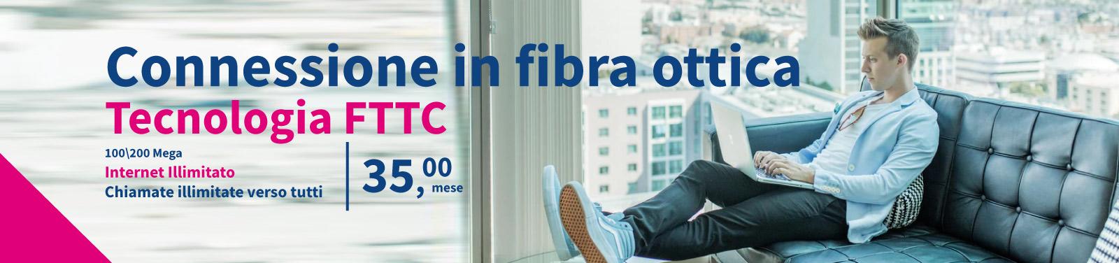 fttc fibra 100-200 mega