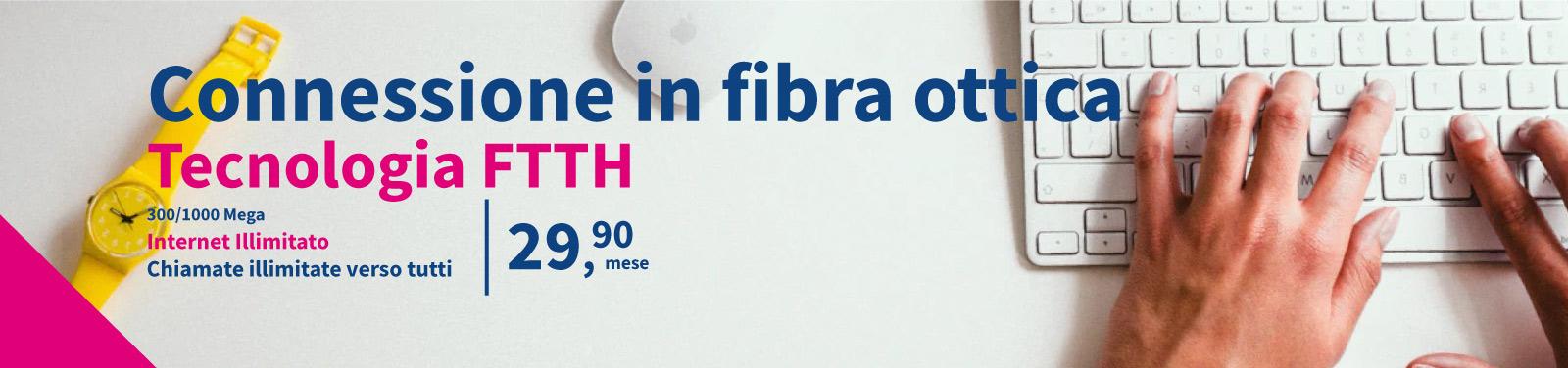 ftth fibra 300-1000 mega
